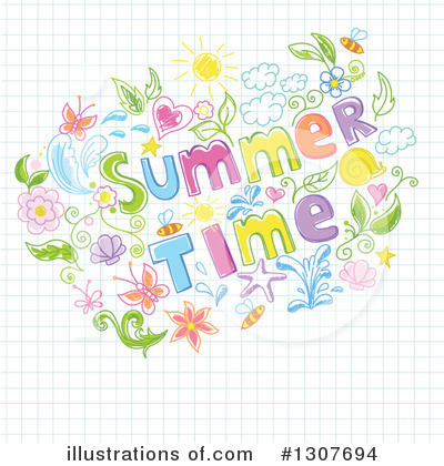 Summer Clipart #1307694 by Pushkin