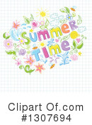 Royalty-Free (RF) Summer Clipart Illustration #1307694