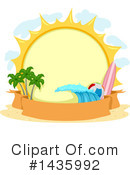 Royalty-Free (RF) Summer Clipart Illustration #1435992