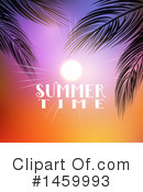 Summer Clipart #1459993 by KJ Pargeter