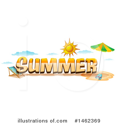 Summer Clipart #1462369 by Graphics RF