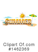 Royalty-Free (RF) Summer Clipart Illustration #1462369