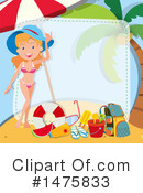Royalty-Free (RF) Summer Clipart Illustration #1475833