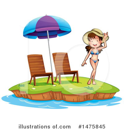Swimsuit Clipart #1475845 by Graphics RF