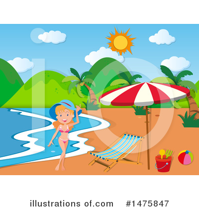 Summer Clipart #1475847 by Graphics RF