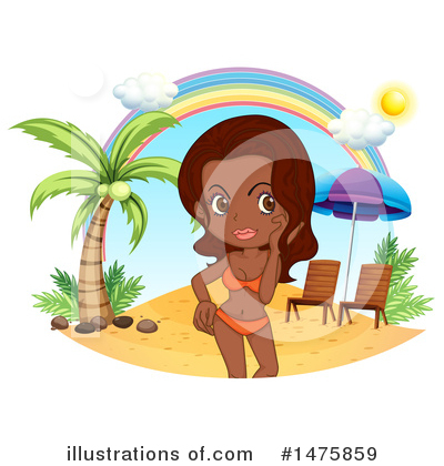 Swimsuit Clipart #1475859 by Graphics RF