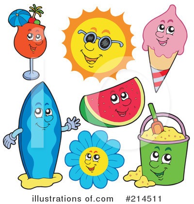Ice Cream Clipart #214511 by visekart