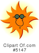 Royalty-Free (RF) summer Clipart Illustration #5147