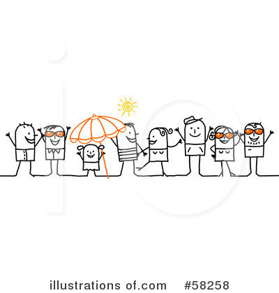 Vacation Clipart #58258 by NL shop