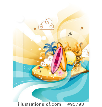 Landscape Clipart #95793 by BNP Design Studio