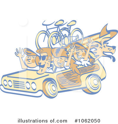 Woodie Clipart #1062050 by Andy Nortnik