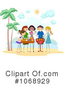 Summer Time Clipart #1068929 by BNP Design Studio