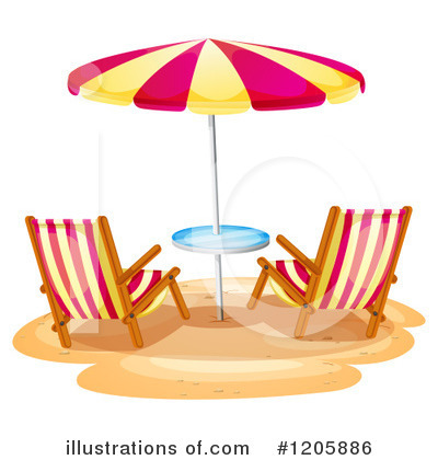 Summer Clipart #1205886 by Graphics RF