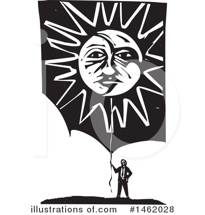 Sun And Moon Clipart #1462028 by xunantunich