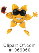 Sun Character Clipart #1069060 by Julos