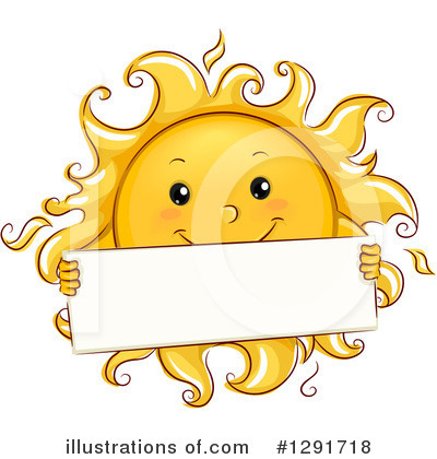 Summer Clipart #1291718 by BNP Design Studio