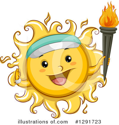 Torch Clipart #1291723 by BNP Design Studio