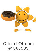 Sun Character Clipart #1380509 by Julos