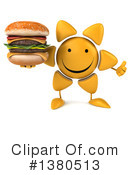 Sun Character Clipart #1380513 by Julos