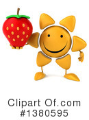 Sun Character Clipart #1380595 by Julos