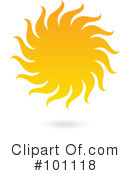Sun Clipart #101118 by cidepix