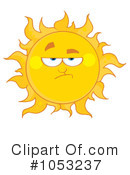 Sun Clipart #1053237 by Hit Toon
