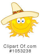 Sun Clipart #1053238 by Hit Toon
