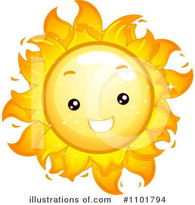 Summer Time Clipart #1101794 by BNP Design Studio