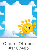 Sun Clipart #1107405 by visekart