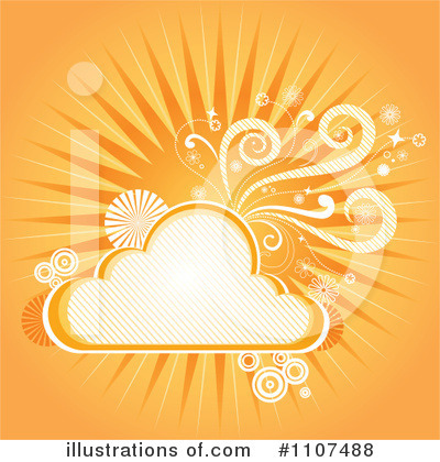 Cloud Clipart #1107488 by Amanda Kate