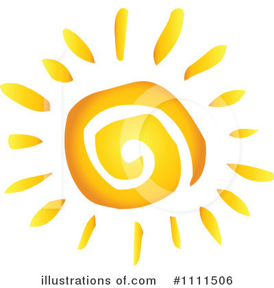 Sun Clipart #1111506 by Hit Toon