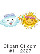Royalty-Free (RF) sun Clipart Illustration #1112327