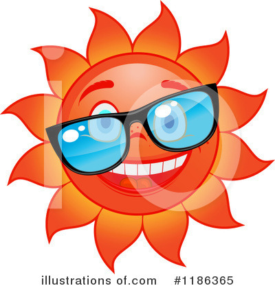 Sun Clipart #1186365 by Vector Tradition SM