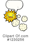 Sun Clipart #1230256 by lineartestpilot