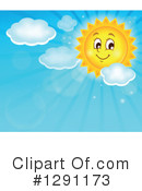 Sun Clipart #1291173 by visekart