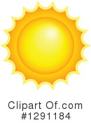 Sun Clipart #1291184 by visekart