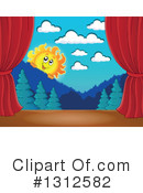 Sun Clipart #1312582 by visekart