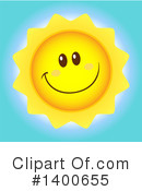 Sun Clipart #1400655 by Hit Toon