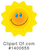Sun Clipart #1400656 by Hit Toon