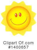 Sun Clipart #1400657 by Hit Toon