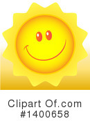 Sun Clipart #1400658 by Hit Toon