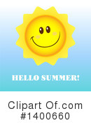 Sun Clipart #1400660 by Hit Toon