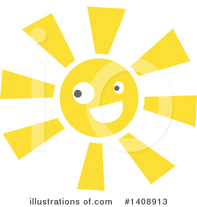 Solar Clipart #1408913 by Melisende Vector