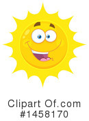 Sun Clipart #1458170 by Hit Toon
