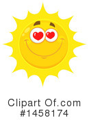 Sun Clipart #1458174 by Hit Toon