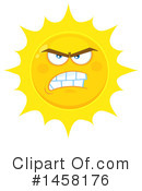 Sun Clipart #1458176 by Hit Toon