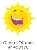 Sun Clipart #1458178 by Hit Toon