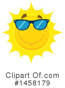 Sun Clipart #1458179 by Hit Toon