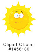 Sun Clipart #1458180 by Hit Toon
