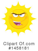Sun Clipart #1458181 by Hit Toon